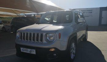 Jeep Renegade 1.6 Mjet 120cv, 2017 completo