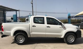 Toyota Hilux 2.5 D4D 144cv, 2016 completo