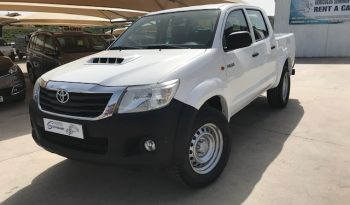 Toyota Hilux 2.5 D4D 144cv, 2016