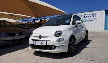 Fiat 500 1.2 69cv Lounge, 2017